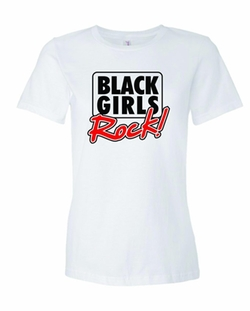 Black Girls Rock T-Shirt by Chicago Pneumatic in Roadies
