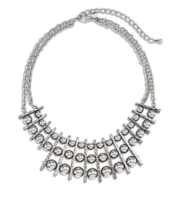 Merrie Bib Necklace by Chico's in Jem and the Holograms