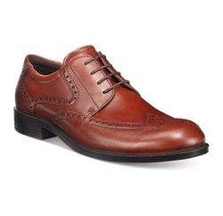 Harold Wing-Tip Oxford Shoes by Ecco in The Good Place