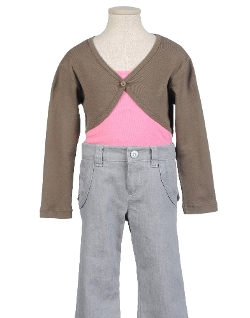 Girls' Shrug by Il Gufo in Boyhood