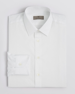 Basic Dress Shirt by Canali in The Living Daylights
