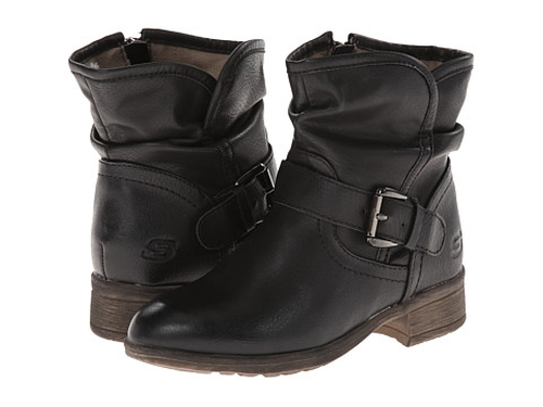Kids Saddlebow Boots by Skechers in If I Stay