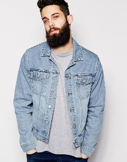 Cheap Monday Denim Jacket by Asos in Dope