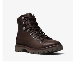 Lance Leather Hiking Boots by Michael Kors in Fantastic Beasts and Where to Find Them