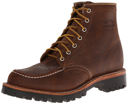Moc-Toe Field Boots by Chippewa in Nashville - Season 4 Episode 9