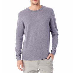 Keeper Vintage Jersey Long Sleeve T-Shirt by Alternative Apparel in The Ranch