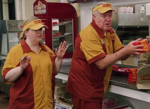 Custom Made Topper Jack's Uniform by Wendy Chuck (Costume Designer) in Tammy