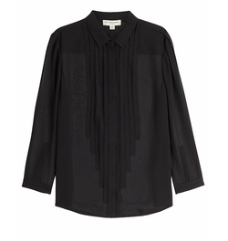 Silk Blouse by Burberry London in The Good Wife