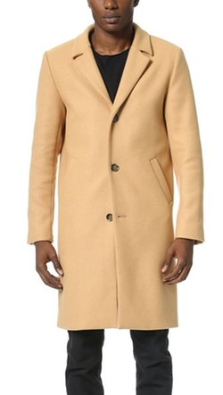 Ludwig Overcoat by Won Hundred in Elf