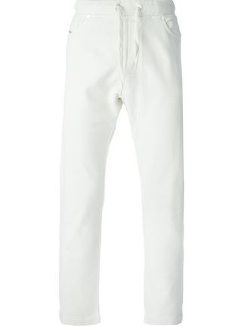 Drawstring Regular Fit Trousers by Diesel in We Are Your Friends