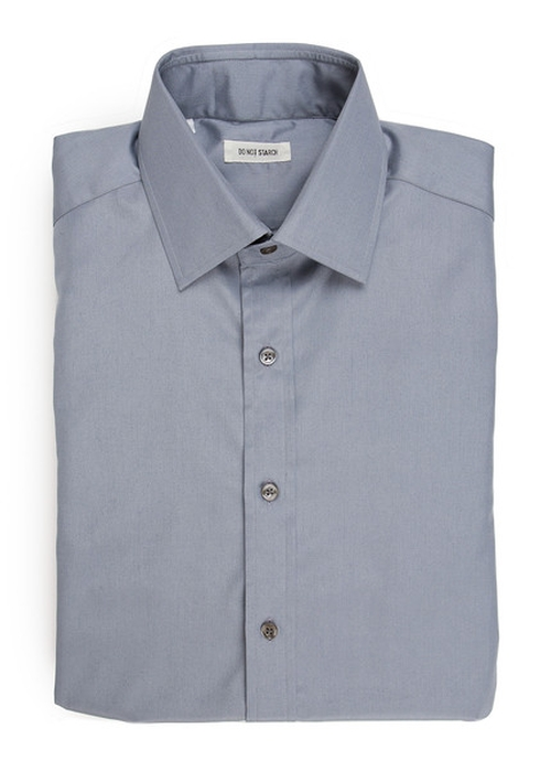 Sea Island Cotton Button Shirt by Cego in Elementary - Season 4 Episode 10