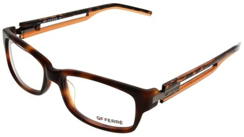 Havana Unisex Eyeglasses by Gianfranco Ferre in Mean Girls