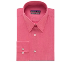 Bedford Cord Dress Shirt by Geoffrey Beene in Free Fire