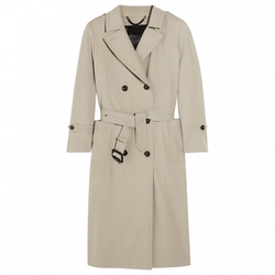 Belted Wool-Blend Trench Coat by Burberry Prorsum in Jessica Jones