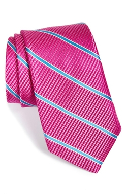 Stripe Silk Tie by Ted Baker London in How To Get Away With Murder