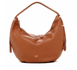 Dessa Leather Hobo Bag by Vince Camuto in The Big Bang Theory