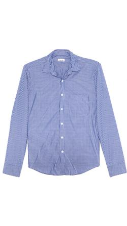 Reverse Seam Sport Shirt by Steven Alan in Neighbors