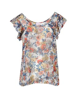 Women's Blouse by George J. Love in That Awkward Moment