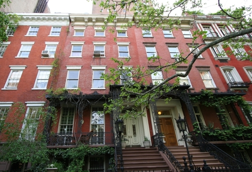 No. 4 Gramercy Park (James Harper's House) New York City, New York in That Awkward Moment