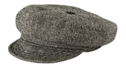 Tweed Spitfire Hat by New York Hat Co in Scream Queens