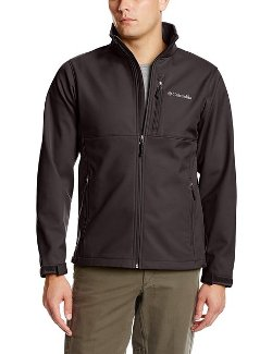 Men's Ascender Softshell Jacket by Columbia in The Secret Life of Walter Mitty