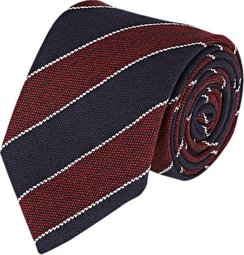 Striped Necktie by Bigi in Legend