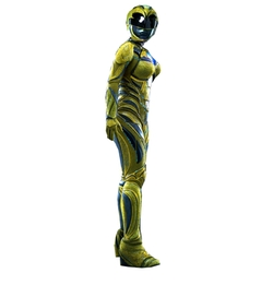 Yellow Ranger Costume by Kelli Jones (Costume Designer) in Power Rangers