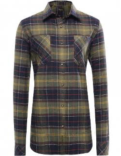 Tanhope Checked Shirt by Barbour in Thor: The Dark World