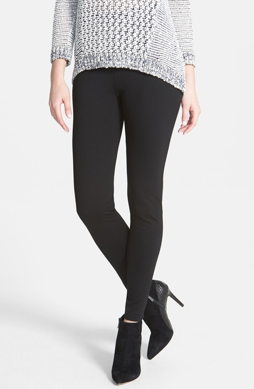 Seamed Back Leggings by Two by Vince Camuto in Pretty Little Liars - Season 6 Episode 4