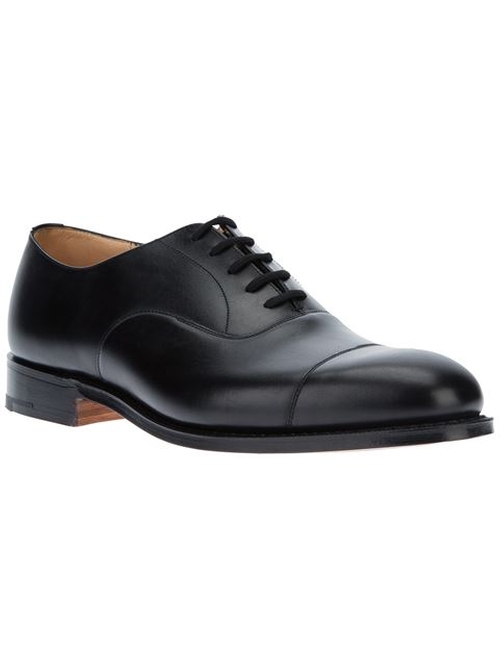 Classic Oxford Shoes by Church's in Tomorrow Never Dies