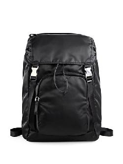 Nylon Backpack by Prada in Vampire Academy