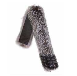 Fox Fur Scarf by The Fur Salon in Empire