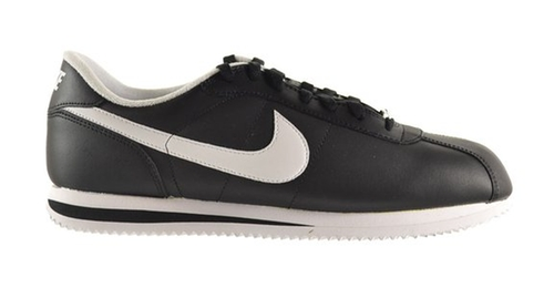 Cortez Basic Leather 06 Men's Walking Shoes by Nike in Straight Outta Compton