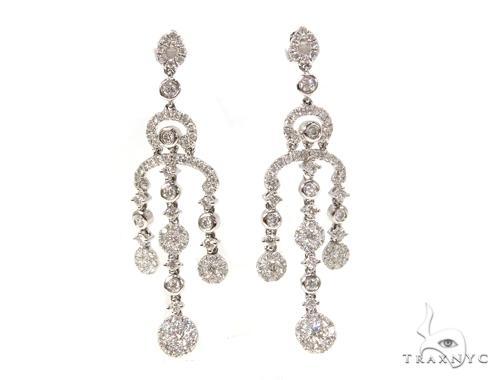 Candlestick Diamond Chandelier Earrings by TraxNYC in Lee Daniels' The Butler