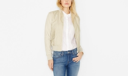 Flight Bomber Jacket by Levi's in Midnight Special