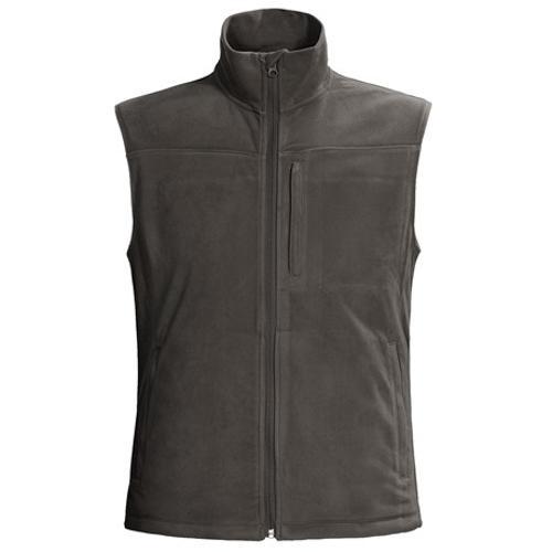 Transit Microfleece Vest by Woolrich in Ride Along