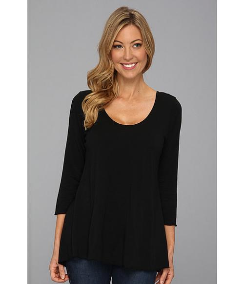 Hi-Lo Tunic w/ Body-Shaping Inner Shell by Miraclebody in Tammy