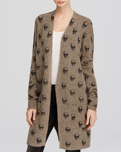 Ravin Cardigan by 360 Sweater in Scandal - Season 5 Episode 16