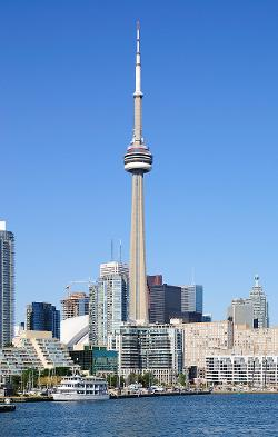 Toronto, Ontario by CN Tower in What If