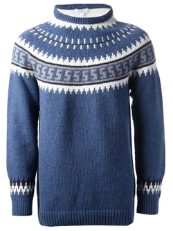 Patterned Sweater by SoulLand in The Hundred-Foot Journey