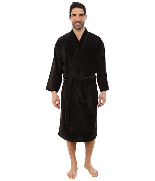 Terry Velour Solid Robe by Jockey in Popstar: Never Stop Never Stopping