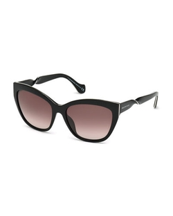 Twisted Cat-Eye Sunglasses by Balenciaga in The Blacklist