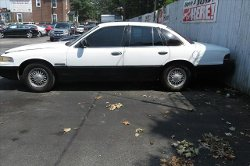 1992 Crown Victoria LX Car by Ford in Drive