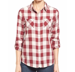 Long Sleeve Shirt by Caslon in New Girl
