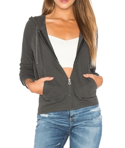 Classic Zip Up Hoodie by James Perse in The House