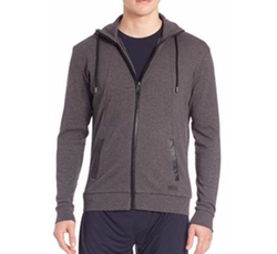 Heritage Zip-Front Hoodie by Hugo Boss in Spider-Man: Homecoming
