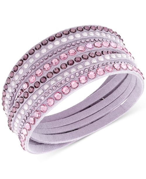Crystal Fabric Wrap Bracelet by Swarovski in Insidious: Chapter 3