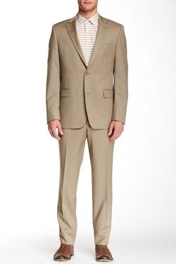 Notch Lapel Wool Suit by Ike Behar in The Living Daylights