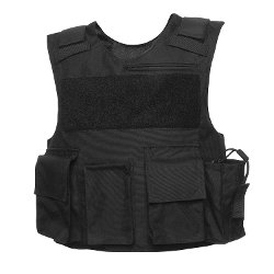 Tactical Outer Carrier Vest by GH Armor in The Gunman