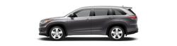 Highlander Hybrid SUV by Toyota in Pretty Little Liars
